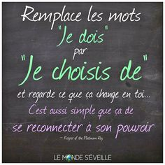 je prends le contrôle! Positive Mind, Positive Attitude, Positive Thoughts, Positive Vibes, Positive Quotes, Miracle Morning, Burn Out, Quote Citation, French Quotes