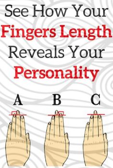 See How Your Fingers Length Reveals Your Personality! Natural Health Tips, Health And Beauty Tips, Health Advice, Side Fat Workout, Hitt Workout, Living Room Workout, Yoga Information, Health And Wellness Coach, Flat Belly Diet