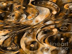 'Strength Flows'  Artwork By Catherine Harms    http://catherine-harms.artistwebsites.com/    https://www.facebook.com/AbstractDigitalArtwork