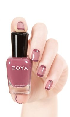 Toxin-free ZOYA nail polish from the FabFitFun