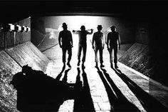 """Still from Stanley Kubrick's """"A Clockwork Orange"""""""
