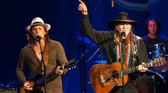 Willie Nelson's Son Lukas Gives Identical Performance Of Father's Ballad 'Always On My Mind' | Country Music Nation