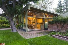 1942 Richard Neutra design with glass walls is asking $7.2 million.