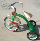 AMF   TricycleFetish.com The site for everything Tricycle   Antique and vintage tricycle information, history and identification. Tricycle s...