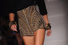 353b604db9 Balmain  Runway - Paris Fashion Week Spring   Summer 2012. These are pretty  major