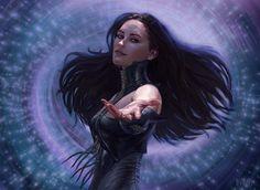 Beguiler of Wills - MtG Art