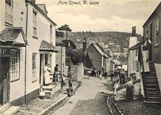 Looe Looe Cornwall, Devon And Cornwall, Skinhead Fashion, Engine House, Medieval Castle, Architectural Elements, Plymouth, Old Photos, Past