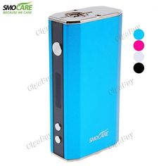 $25.89 - Authentic SMOCARE Perfect 30W VV / VW Box Mod APV - Cigabuy Variables, Display Screen, Vw, Projects To Try