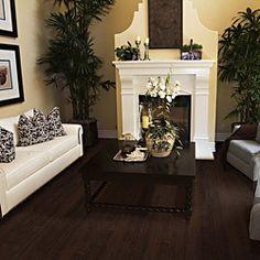 Dark Bamboo Floor; I love love love these floors!!!   for my ...