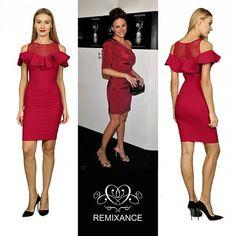 @monicahoyoss inspirando a @remixance!!! 😍😍😍 Vestido Daniella SHOP NOW | Link in Bio