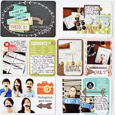 My Week 10 using SC main PL kit. #studiocalico #projectlife #projectlife2013 - @Leena Saarinen Loh