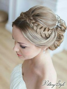 Photo Ideas 🤴👸 💝 Weddings 💝 Engagement … wedding and engagement hairstyles 2019 wedding and engagement hairstyles Photo Ideas 🤴👸 💝 Weddings 💝 Engagement 💝 Anniversary 💝 wedding and engagement hairstyles 2019 Engagement Hairstyles, Simple Wedding Hairstyles, Wedding Hairdos, Twist Hairstyles, Bride Hairstyles, Pretty Hairstyles, Evening Hairstyles, Hairstyles Videos, Teenage Hairstyles