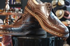 Finest Cordovan shoes available at Oxblood Zürich Europaallee 19 www.oxbloodshoes.com #cordovan #dandy #brogues #budapester #heinrichdinkelacker #gentleman #zopfnaht #dapper #horween #euroapaallee #handmade Men Dress, Dress Shoes, Oxblood, Shoe Collection, Dapper, Shells, Oxford Shoes, Lace Up, Shopping