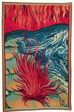Fire, Apocalype tapestry