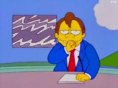 Y ahora pasamos a los títulos #Nelson #Simpsons #FinDelPeriodismo