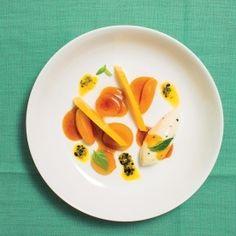 abrikoos • mango • sinaasappel
