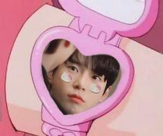 Nct Doyoung, Phone Themes, Aesthetic Indie, Asian Boys, Cute Stickers, K Idols, Boyfriend Material, Jaehyun, Cute Cartoon
