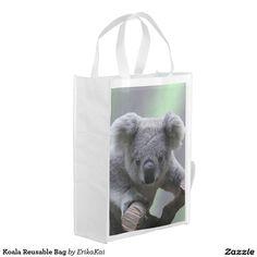 Koala Reusable Bag Grocery Bag