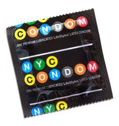 NYC condom design
