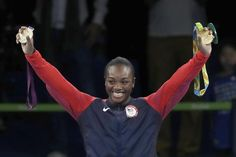 RIO DE JANEIRO (AP) — Claressa Shields had Olympic gold around her neck and a…