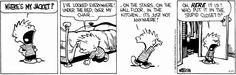 Calvin and Hobbes Comic Strip, April 21, 2016 on GoComics.com