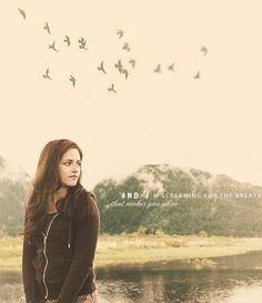 #TwilightSaga #NewMoon - Bella Swan