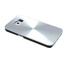 ΘΗΚΗ SAMSUNG GALAXY S6 HARD METAL ΑΣΗΜΙ Samsung Galaxy S6, Galaxy Phone, Hard Metal, Galaxies