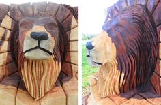 http://www.wildwoodcarving.co.uk/images/play/lion2013.jpg