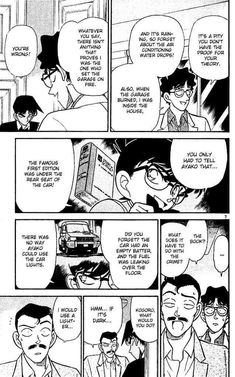 Read Detective Conan Chapter 121 online for free at MangaPanda. Real English version with high quality. Fastest manga site, unique reading type: All pages - scroll to read all the pages Revelation 1, Manga Sites, Read Free Manga, Conan, English, Comics, Reading, Anime, Word Reading