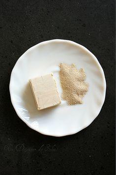 Levure fraîche ou sèche de boulanger: équivalences, conseils d'utilisation…