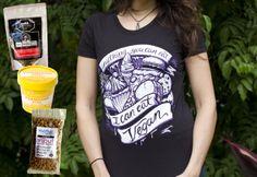 Anything You Can Eat Women's T-Shirt - Vegan Cuts