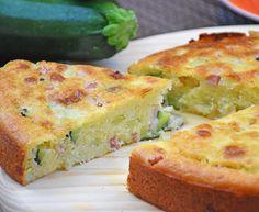 Torta 7 vasetti salata zucchine e scamorza (1 di 3)