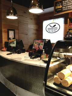 A Look Inside Paramount Butcher Shop