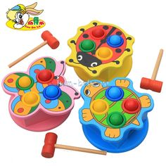 Cheap juguetes montessori, Buy Quality juguetes animes directly from China juguetes kids Suppliers: Montessori Baby Kids Toys Colorful Wooden Animal Ball Pouching Learning Educational Preschool Training Brinquedos Juguets Montessori Baby Toys, Montessori Education, Montessori Materials, Wooden Animals, Wooden Toys, 2 Year Old Baby, Stacking Toys, Cute Toys, Animal Fashion