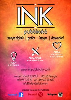 Graphic for flyer Grafica per volantino