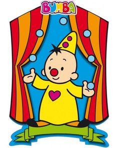 Val op met een deurbord en laat zien waar het kinderfeestje is. Het Bumba deurbord is van karton en gemakkelijk op te hangen. Leuk voor je kleine zoon of dochter.