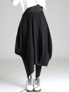 Knitted Skirt by LURDES BERGADA