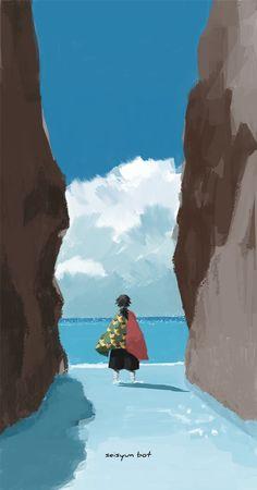 Manga Anime, All Anime, Anime Demon, Otaku Anime, Anime Guys, Anime Art, Cool Anime Wallpapers, Animes Wallpapers, Demon Slayer