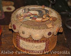 Atelier Sweet Country: Un' pò di Punchneedle ...