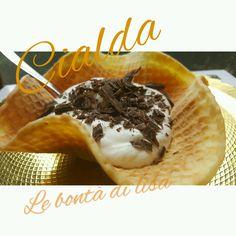 Cialde per il gelato