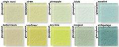 Interstyle Ceramic & Glass Tile - Glassplash comes in large field tile