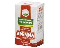 Mix para Pão Integral - Aminna Sem Glúten