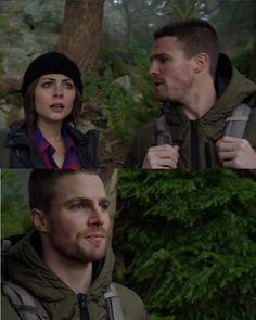 Arrow - Oliver & Thea #3.13 #Season3
