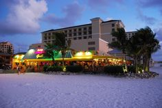 Frenchy's Rockaway Grill on Clearwater Beach Great food, great view!