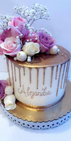 Birthday Cake Cookies, Vanilla Birthday Cake Recipe, Easy Birthday Cake Recipes, Birthday Cheesecake, Homemade Birthday Cakes, Adult Birthday Cakes, Birthday Cakes For Women, 70 Birthday Cake, Teen Birthday
