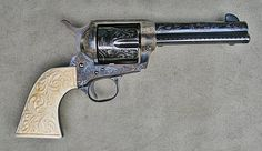 Show us your engraved stainless revolvers!