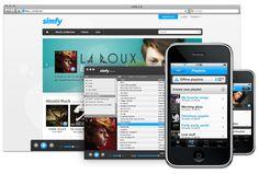 """Der Musikanbieter Simfy ist offenbar am Ende. Kunden sollen zur Konkurrenz wechseln, heißt es auf der Website - """"lizenzrechtliche Gründe"""" seien schuld. Das Ende des deutschen Spotify-Konkurrenten wirft Fragen auf."""