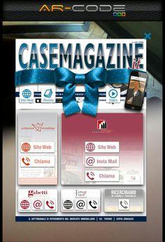 Casemagazine il primo magazine immobiliare in realtà aumentata