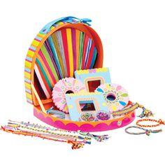 """Alex Toys"" - Friends 4Ever™ Friendship Bracelets Kit - Creativity Kits - MetKids - The Met Store"