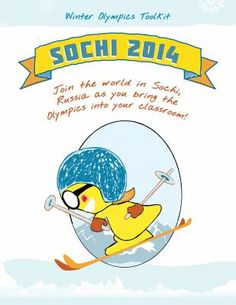 Winter Olympics Activity Toolkit - Bring Sochi 2014 into your classrooms! Check out VIF's Winter Olympics Activity Toolkit for some fun global activities to do with your kids!